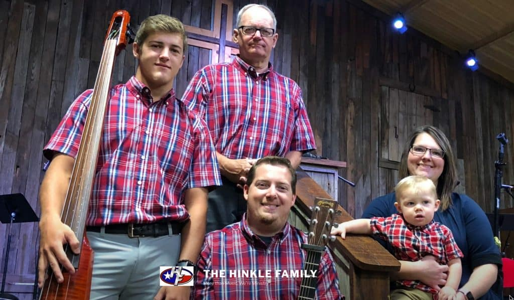 The Hinkle Family